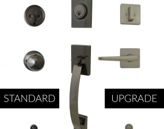 Winly Model 2017 Entry Door Lock