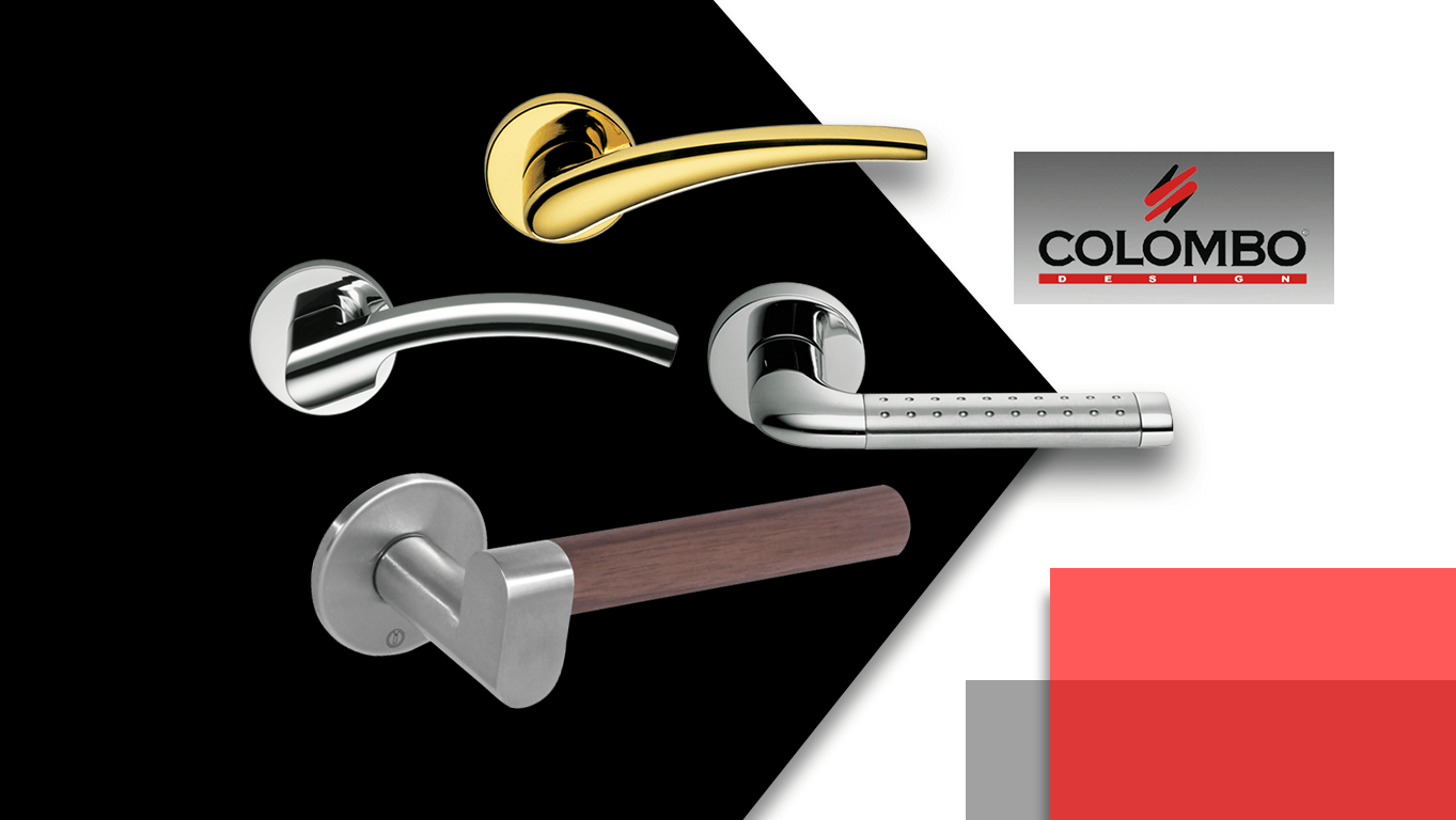 Colombo Design Door Hardware Toronto