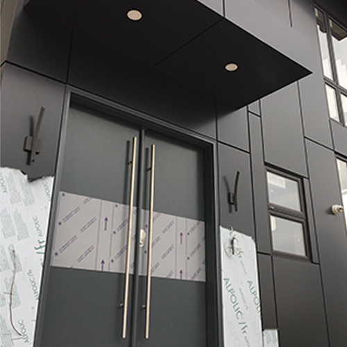Modern Entry Door By Canada Door Supply