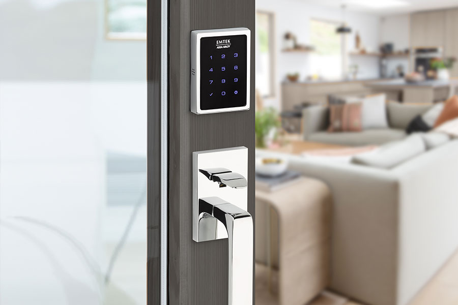 EMPowered Smart Entry Set   Touchscreen Keypad