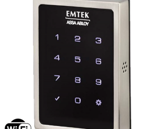 EMPowered Motorized Smart Touch Keypad
