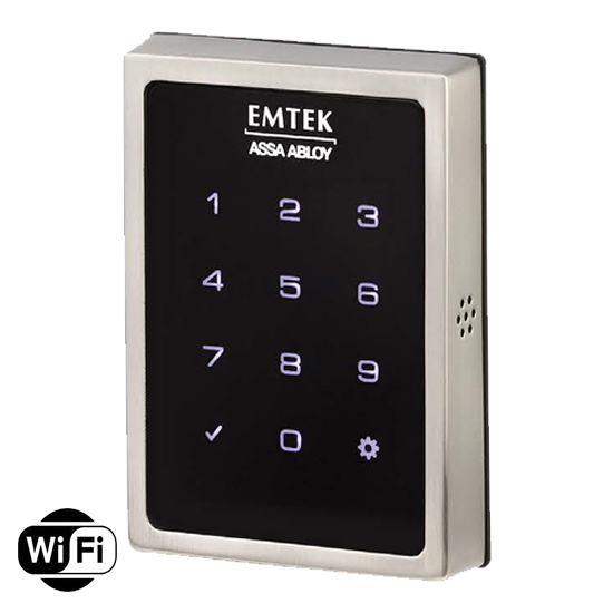 empowered-motorized-touchscreen-smart-keypad-lock-satin-nickle