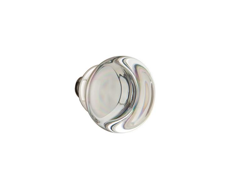 Emtek Providence Crystal Knob Canada Door Supply