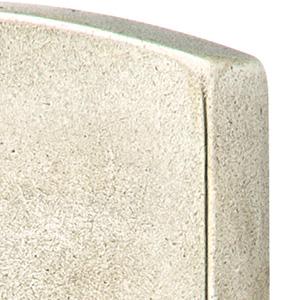 Tumbled White Bronze