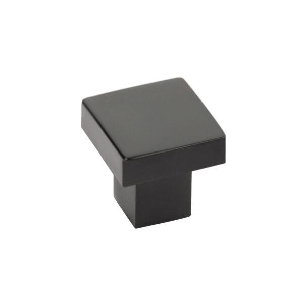 emtek-hunter-cabinet-knob-flat-black Emtek Modern Cabinet Hardware