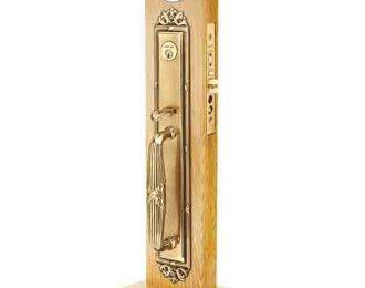 Emtek Versailles Mortise Lock Entry Set