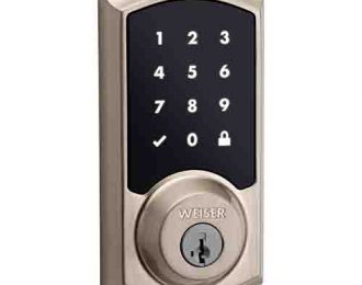 Weiser SmartCode 10 Touch Electronic Lock