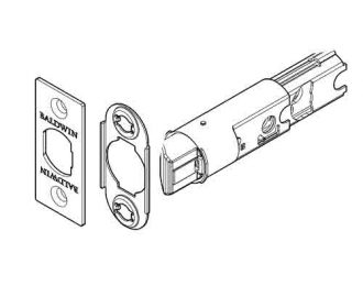 Baldwin Replacement Adjustable latch