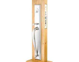 Emtek Middleton Mortise Entry Door Lock