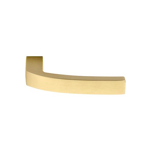 Emtek Breslin Lever Modern Designer Brass