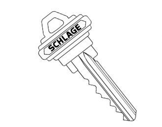 Schlage Key Alike Option Parts Add On