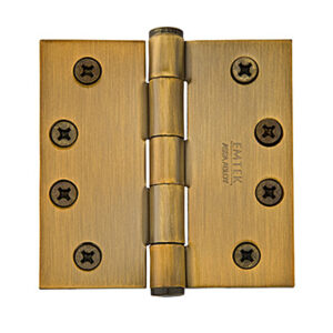 Emtek Heavy Duty Hinge Plain Bearing Solid Brass