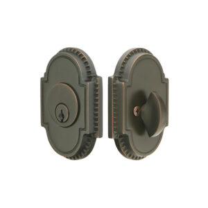 Emtek Knoxville Deadbolt Brass
