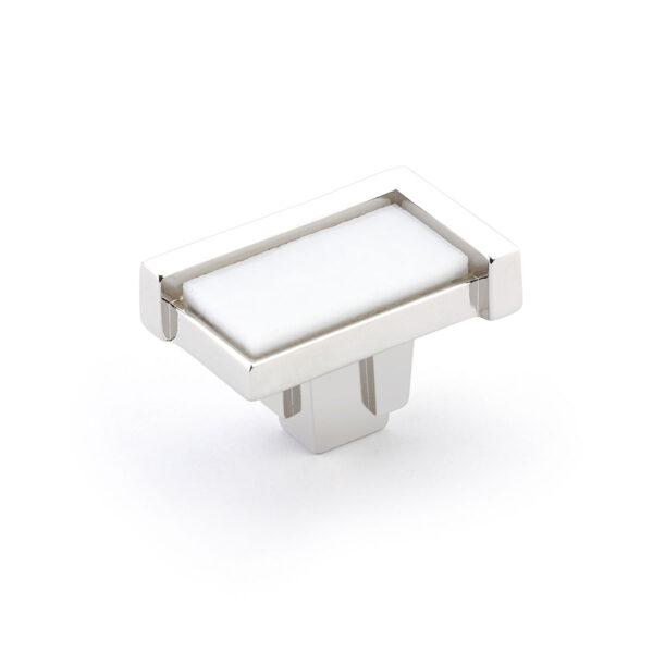 Schaub Tallmadge Knob Rectangle Cabinet Hardware