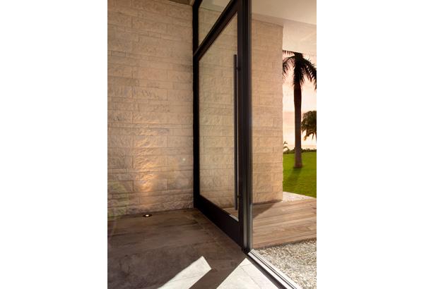 Emtek Square Door Pulls - Stainless Steel