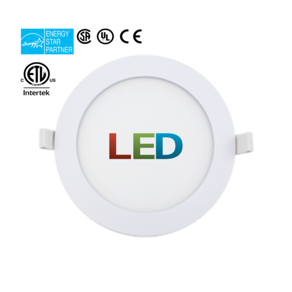 "LED Panel Lights 4"" Dimmable POT Lights"