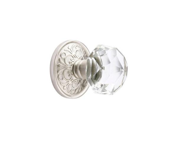 Emtek Diamond Knob Designer Brass