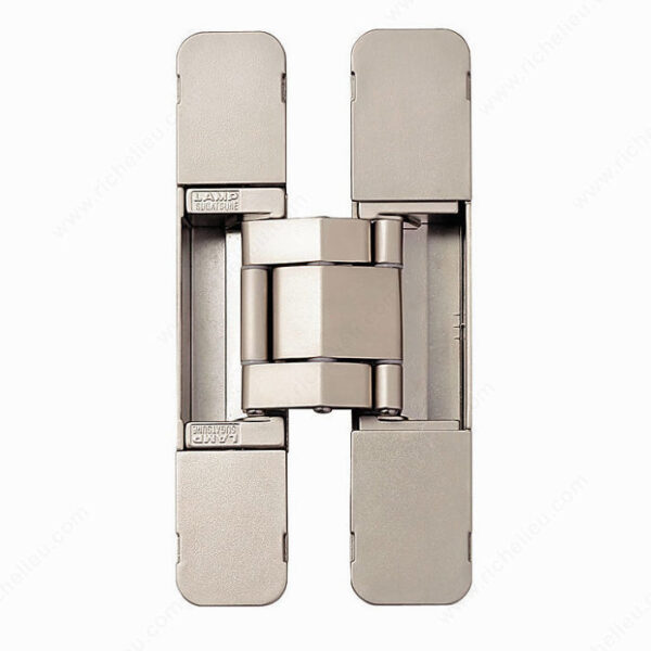 3-Axis Adjustable Concealed Hinge