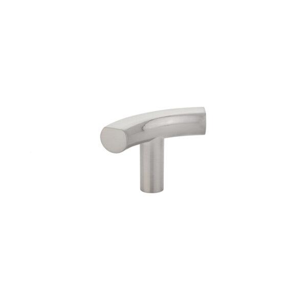 Emtek T-Curve Pull Curvilinear Cabinet Hardware