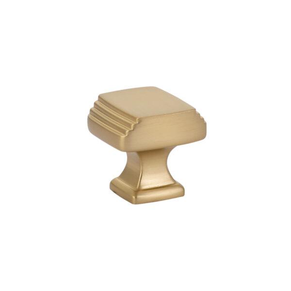 Emtek Art Deco Knob Cabinet Collection