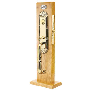 Emtek Regency Mortise Lock Entry Set
