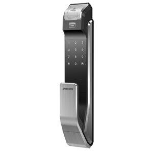 Samsung SHS-P718LMK/VK SMART Push-Pull Handle Digital Door Lock