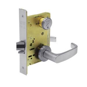 Sargent 8200 Series 8204LNL26D Storeroom Mortise Lock